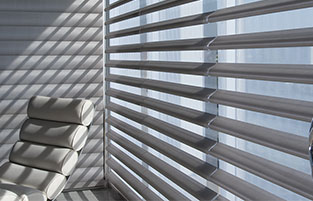 innovative window coverings are added to the market every season hunter douglas and graber are the two top movers in the thus category