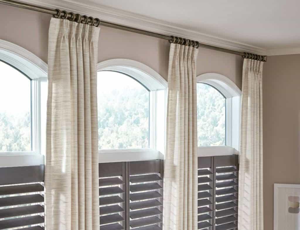 Custom Drapery Amp Curtain Heading Styles Rancho Santa Fe Ca