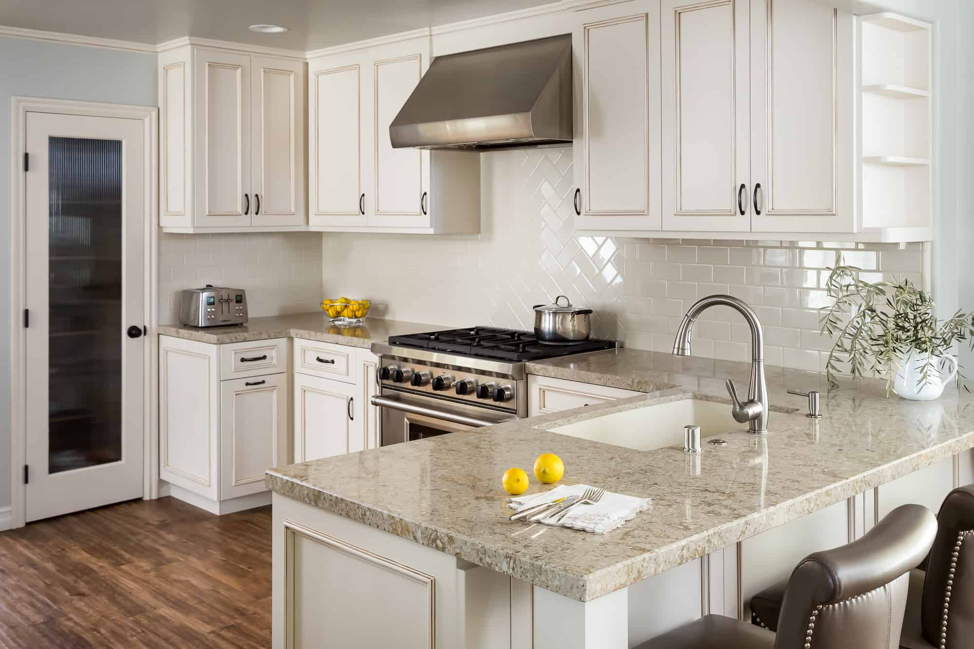 San Diego Kitchen Designer Quartz Countertop